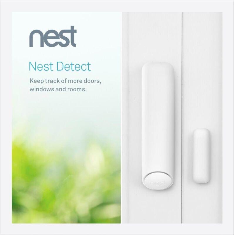 Google - Nest Detect - White