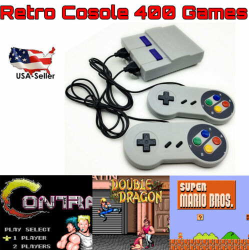 Mini SNES Games Built-In Super Nintendo NES Console Game Retro Console