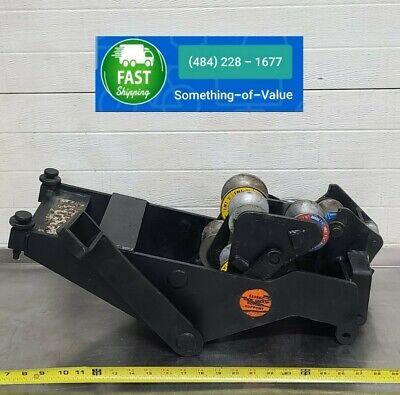 Greenlee 555sbc Roller Support For 12 - 2 Emt Rigid Imc 555-sbc