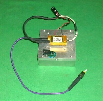 Spectra-physics Sfb100-808-d2-80 Semiconductor Lasers 1.2w 808nm 3026