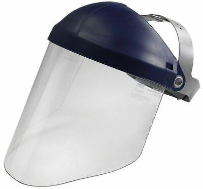 3m Safety Pc Faceshield Thermoplastic Pinlock Headgear Impact Heat Protection