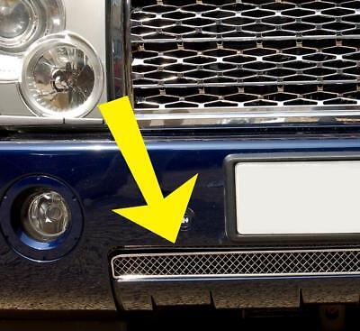 Titanium Silver DOOR HANDLE cover 9pc kit for Range Rover L322 Vogue GCAT HSE V8