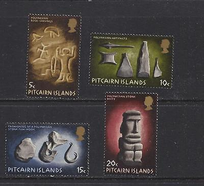 PITCAIRN ISLANDS - 123-126 - MLH - 1972 - 25TH ANN SO. PACIFIC COMMISSION