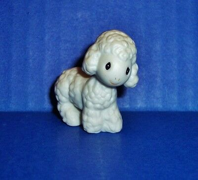 Precious Moments Nativity sheep lamb