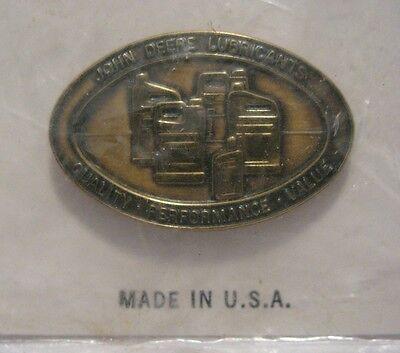 John Deere Tractor #3 Agriculture/farming Tractor Manuals & Publications Rare Pin Badge