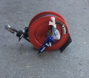 Self Reeling Compress Air Real and Hose