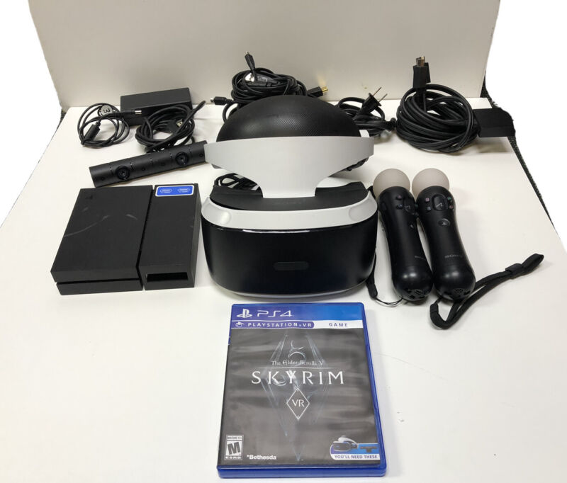 Sony PS4 VR Bundle