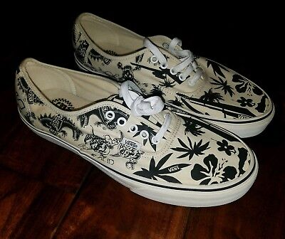 f82a18e8cbbccd Vans Authentic 50th Anniversary Employee Exclusive Mens Size 11 Shoes  Managers