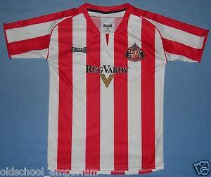 AFC SUNDERLAND / 2005-2007 Home - LONSDALE - JUNIOR Jersey / Shirt. Age: 6-7 yrs - Poland, Polska - AFC SUNDERLAND / 2005-2007 Home - LONSDALE - JUNIOR Jersey / Shirt. Age: 6-7 yrs - Poland, Polska