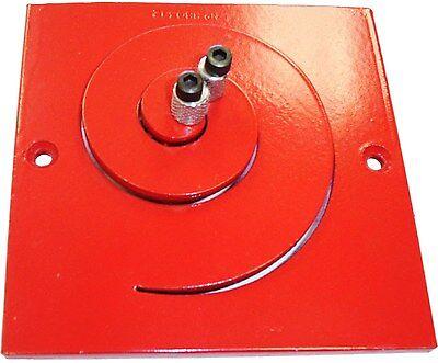 Scroll Benders Metal Bending Machines Equipment Tools Fabrication Steel Iron Mk2