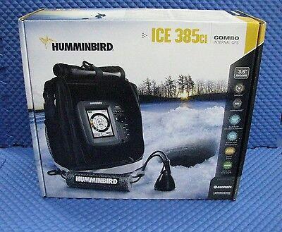 humminbird 385ci combo