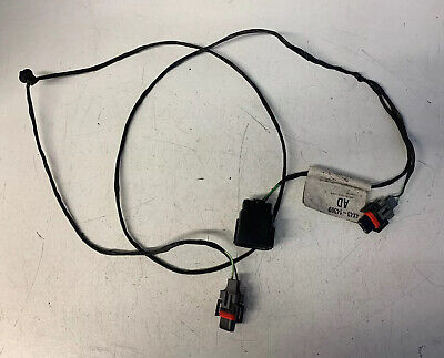 Jaguar X-Type Front Fog Light Wiring Loom Harness 4X43-14369