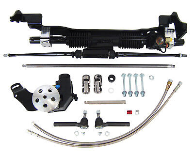 Unisteer 1960-1964 Ford Full Size Car Power Rack & Pinion Kit IN STOCK FAST SHIP