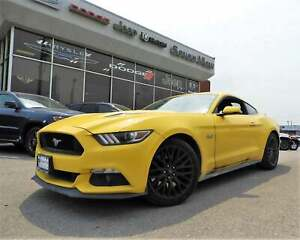 2015 Ford Mustang GT NAVI/LEATHER/REAR CAMERA/ ONLY 26,000 KM'S