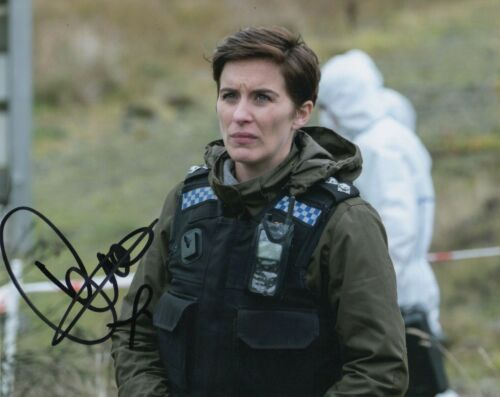 Vicky McClure Line of Duty Autographed Signed 8x10 Photo COA Vm01