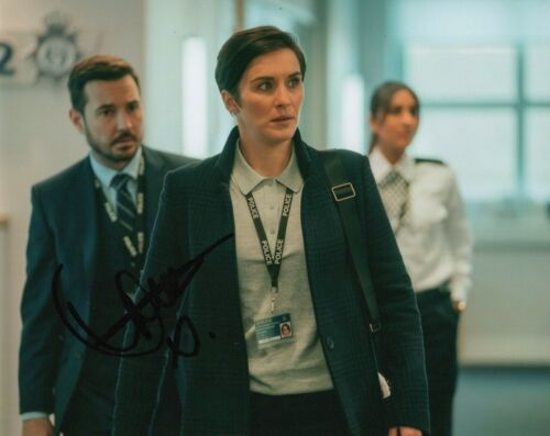 Vicky McClure Line of Duty Autographed Signed 8x10 Photo COA Vm04