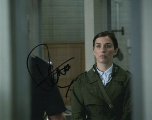 Vicky McClure Line of Duty Autographed Signed 8x10 Photo COA Vm02