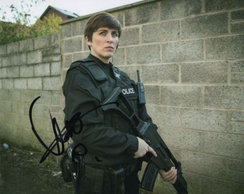 Vicky McClure Line of Duty Autographed Signed 8x10 Photo COA Vm03