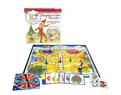 The Elf On The Shelf Naughty or Nice Board Game