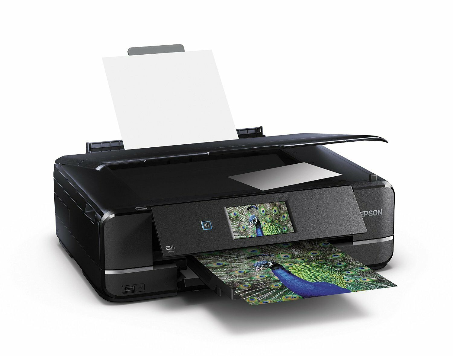 how to connect to epson xp 420 printer