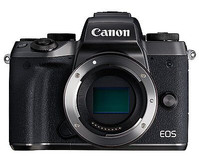 Canon EOS M5 Mirror Less Digital Camera Body Only  *Free Shipping*