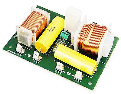 Frequenzweiche, Frequenz Weiche Pro 2 Wege, 400 Watt, 12 dB, Impedanz 8 Ohm