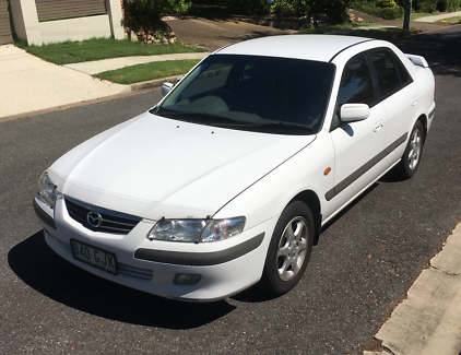 MAZDA 626 2001 Manual $3499 OBO 185K KM Kenmore Brisbane North West Preview