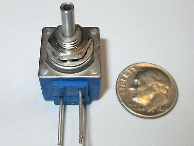 Tektronix Bourns Potentiometer 1k Ohm Linear Hollow Shaft Nos