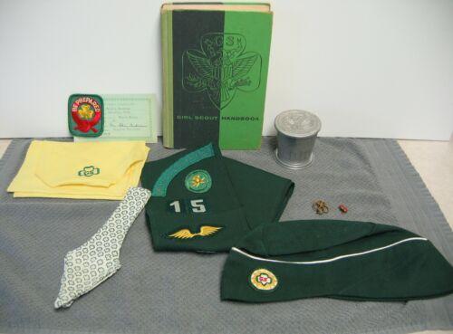 Vintage 1950s Girl Scout Memorabilia **HUGE LOT**  EXCELLENT CONDITION