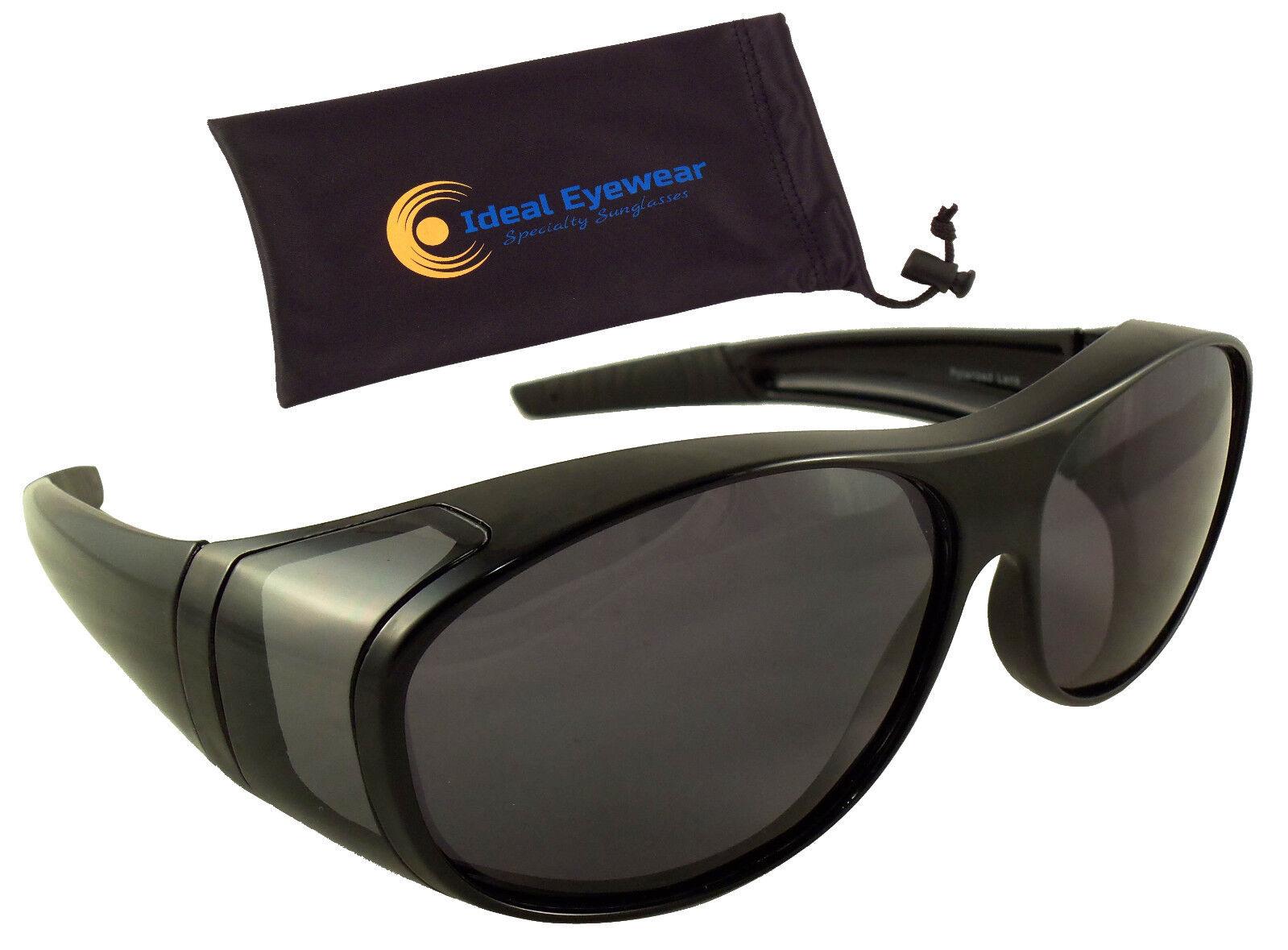 ... очки Polarized Fit Over Sunglasses Wear Cover Glasses Driving Fishing  Golf Mens Women - 131948765100 - купить на eBay.com (США) с доставкой в  Украину ... 71d18817a1a
