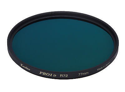 Kenko PRO1D R72  72mm filter Most popular infrared filter in the world