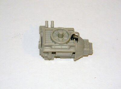 GI Joe 1987 Mobile Command Center MCC Engine Block vehicle part Hasbro ()
