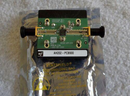 w j communications ah 202 high linearity amplifier pc8900