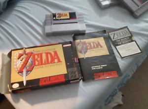 Vintage & Rare Video Games SNES/N64