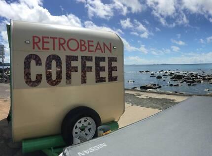 Mobile Coffee Business - Retro Pop-Up Espresso Bar