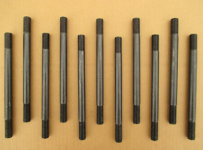 11 Cylinder Head Studs For Ih International 474 554 564 584 624 644 Td-7c