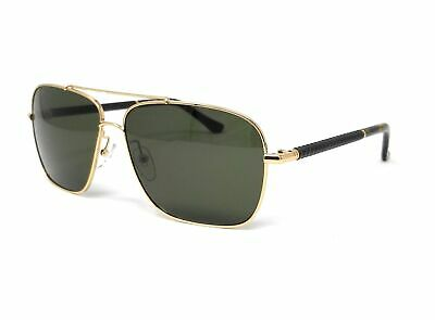 Salvatore Ferragamo Sunglasses SF145SL 717 SHINY GOLD Aviator 59x12x140