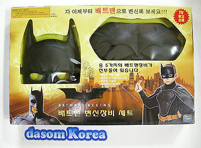 THINKWAY TOY BATMAN BEGINS DRESS UP SET