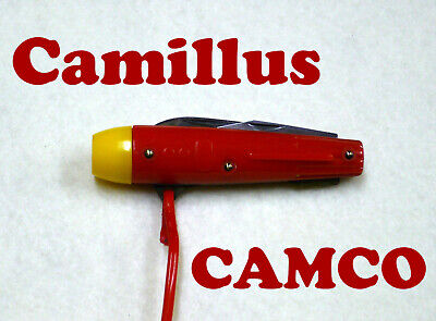 Vintage Camillus Rocket Whistle Buck Rogers Knife from yr 1955 (NEW/Never used)