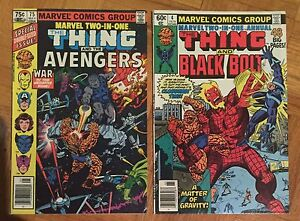 Marvel Two-in-One feat. The Thing: 71 issues from Marvel