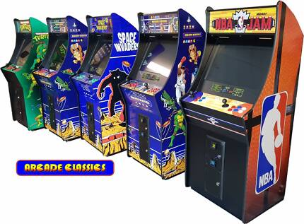Arcade Tables and Video Games brand new from $1450