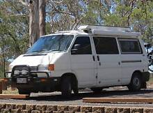 2003 Volkswagon Transporter Custom Motor Home conversion Maleny Caloundra Area Preview