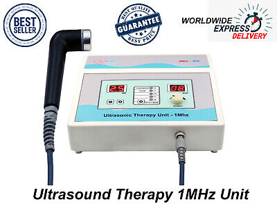 Professional Ultrasound Ultrasonic Therapy Machine For Multiple Pain Relief 1mhz