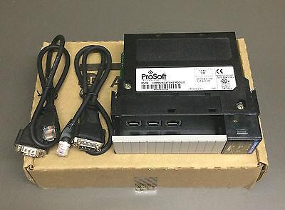 New Prosoft Mvi56-gsc Communications Module Allen Bradley Warranty