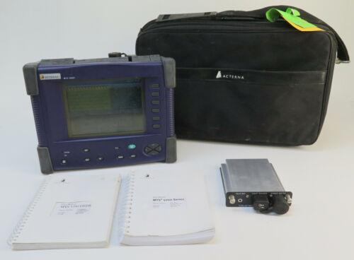 Wavetek Acterna JDSU MTS-5100e OTDR MainFrame w/ Option PAS-FD