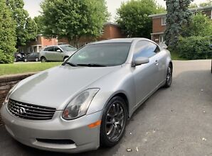 COUPE G35x 2005
