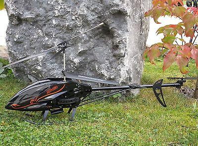 """RC XXL Hubschrauber Heli 82cm """"350 Meter Reichweite"""" mit Kamera & 2,4GHz 40030"""