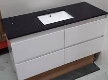 Bathroom Wall hung Vanity in 1400 mm [single basin-stone top] Moorabbin Kingston Area Preview