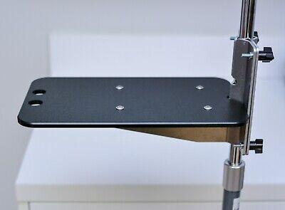 Iv Pole Shelf - Custom Made - Attach To Any Iv Pole