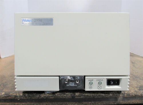 POWER TESTED Waters 2996 186000869 HPLC PDA Photodiode Array Detector System